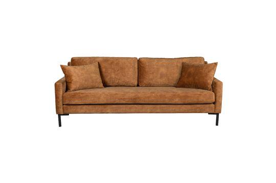 3-Sitzer-Sofa Houda in Karamellfarbe