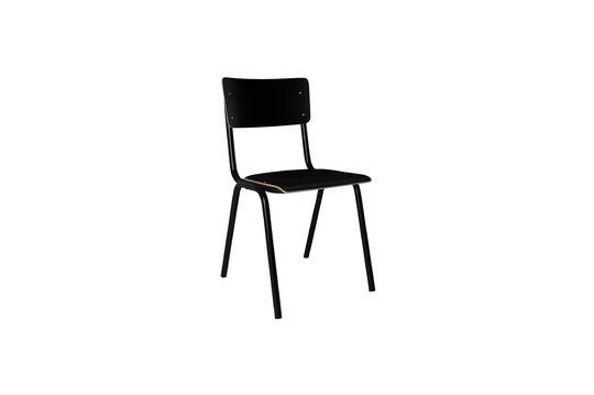 Back To School Stuhl schwarz