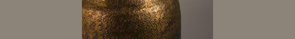Materialbeschreibung Baha-Vase