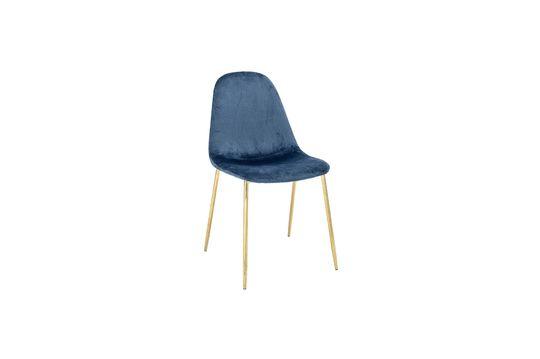 Blauer Stuhl Em