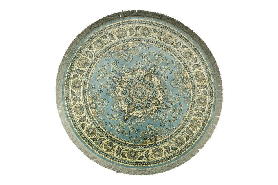 Bodega Teppich grün 175 cm - 8
