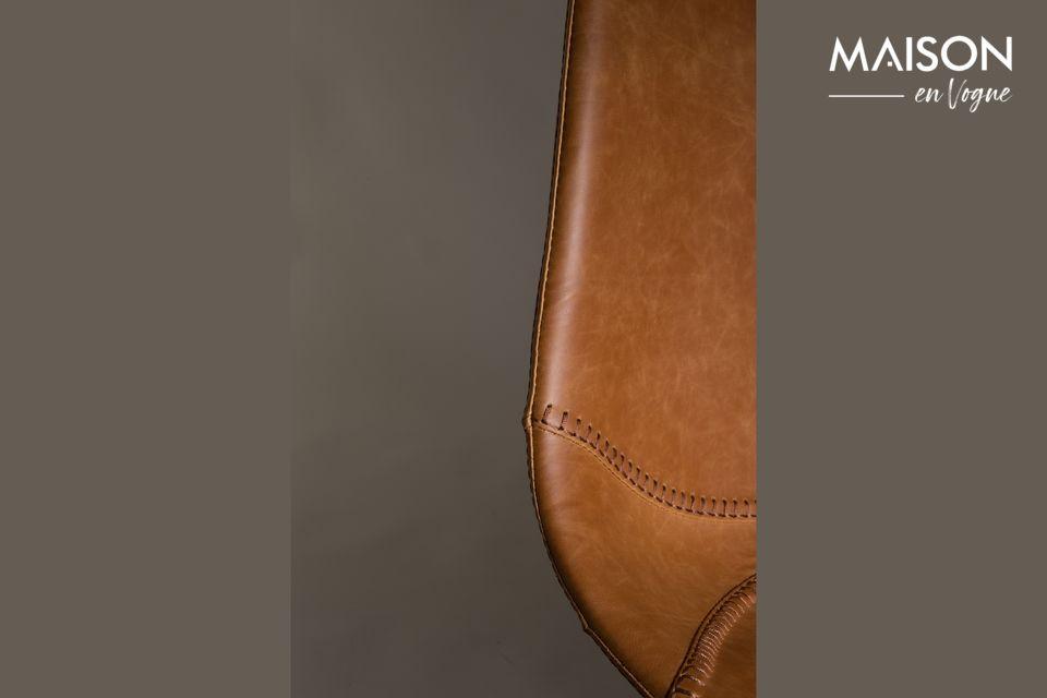 Der tiefe Sitz und die breite Rückenlehne sorgen für maximalen Komfort