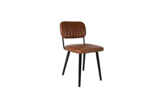Brauner Stuhl Jake Worn