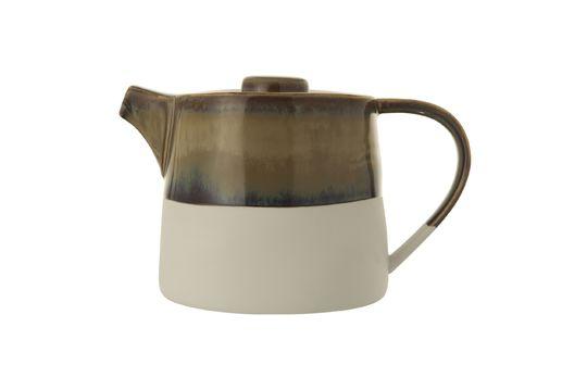 Bunte Teekanne Bruyère ohne jede Grenze