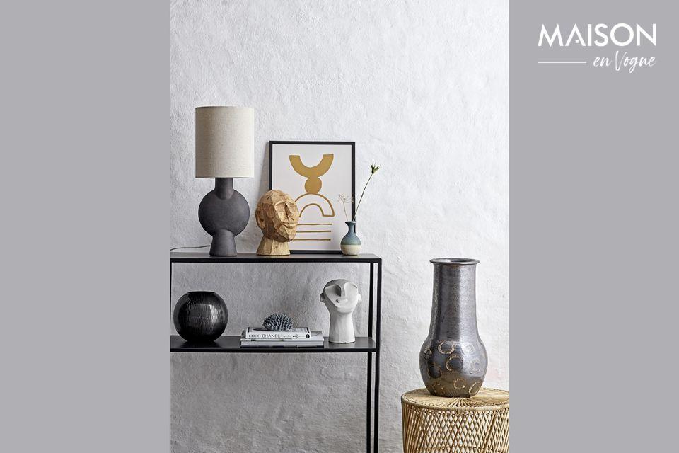 Eine moderne, originelle und auffallende Dekoration