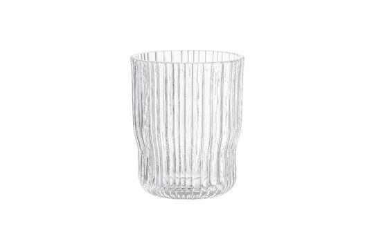 Durchsichtiges Ronja-Glas