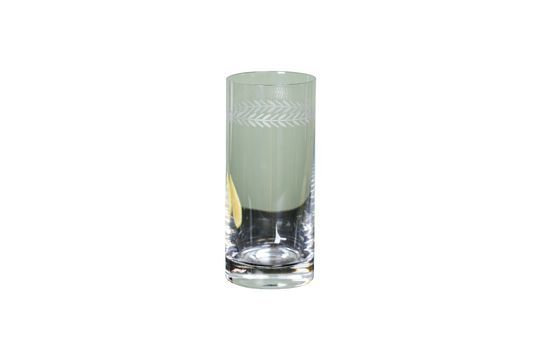 Graviertes Laurier Long Drink Glas