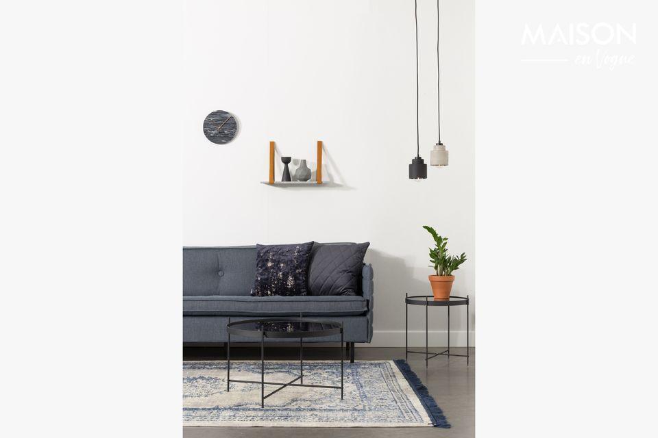 Eine moderne und ungewöhnliche Lampe