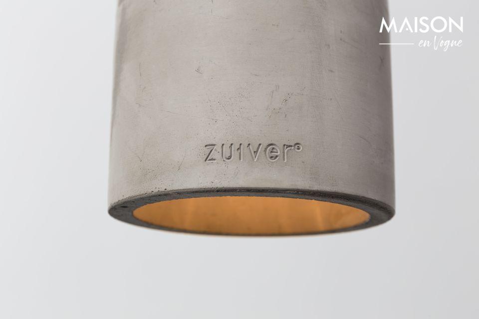 Ihr Lampenschirm wurde in der Tat aus Naturbeton entworfen