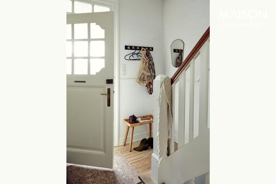 Eine elegante Garderobe für Ihre Haustür