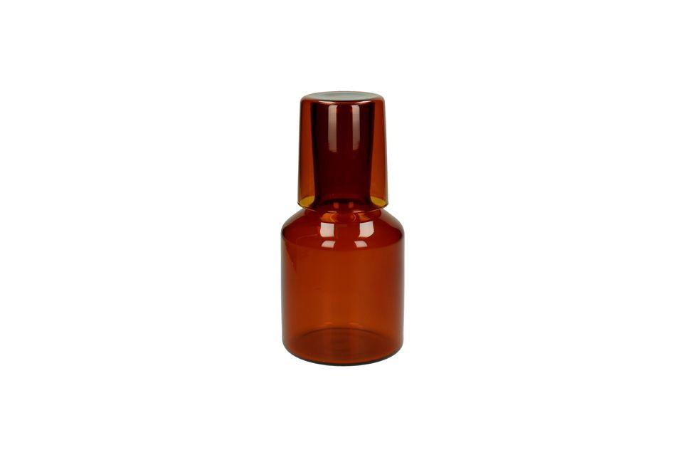 Karaffe und Glas Lasi - 4