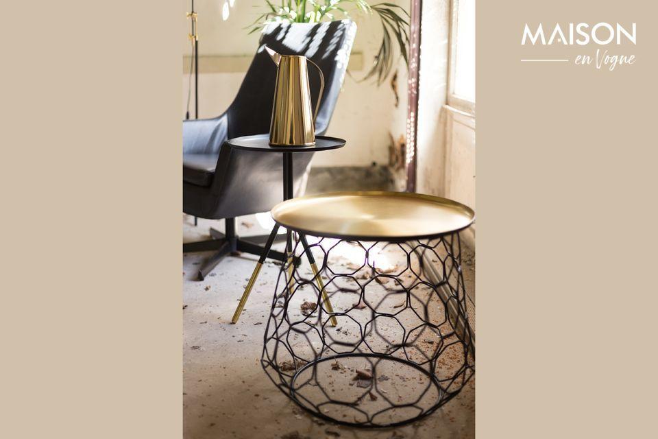 Ein dekorativer Krug mit raffiniertem Design