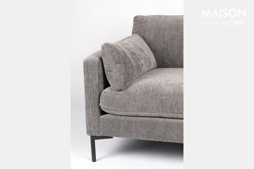 Dieser Sitz ist solide und praktisch