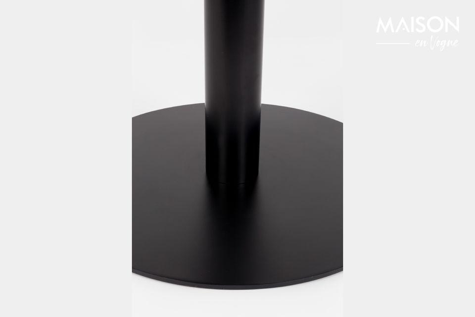 Marble King Tisch 90' schwarz - 7