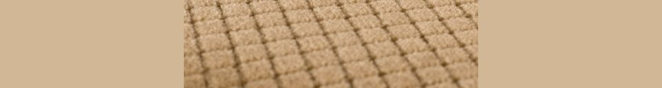 Materialbeschreibung Melonie sandfarbener Stuhl