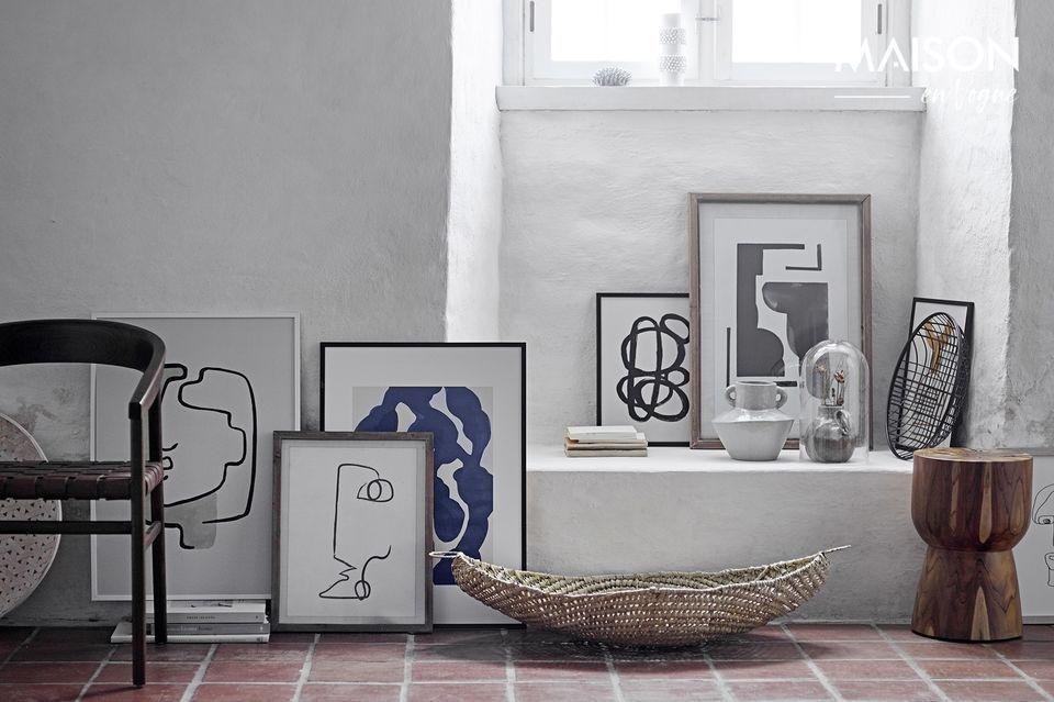 Ein Design und ein raffinierter Rahmen für Ihr Interieur