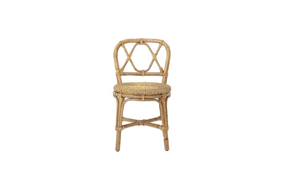 Rattan-Stuhl Julietta - 4