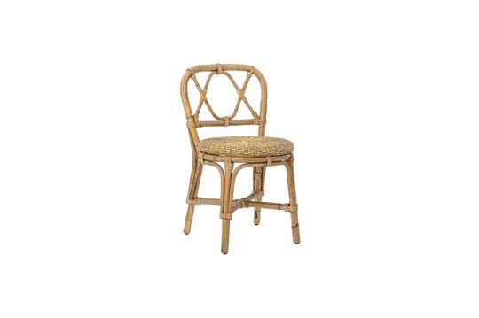Rattan-Stuhl Julietta ohne jede Grenze