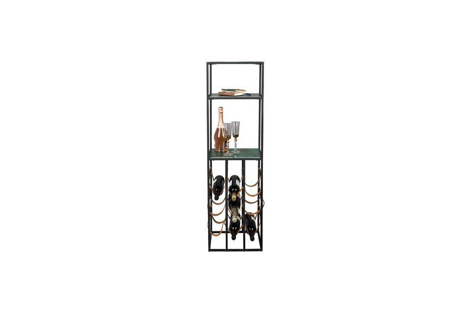 Dies ist ein sehr elegantes Möbelstück mit einer schönen Kombination von Materialien und Farben