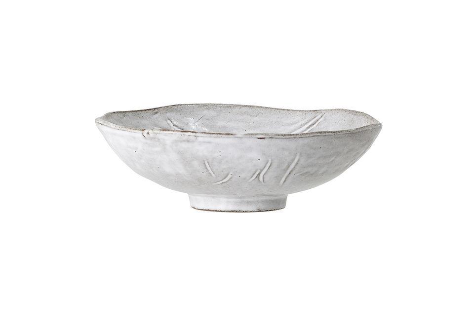 Eine originelle Schale, die auf Ihrem Tisch hervorstechen wird