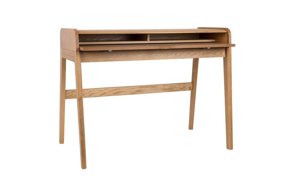 Schreibtisch Barbier Natur - 12