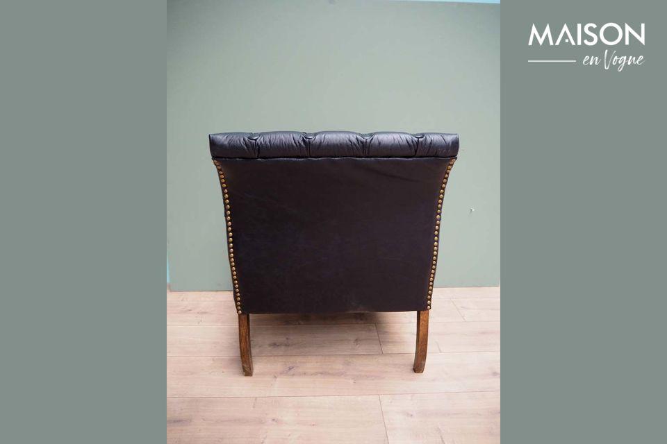 Der Oliver-Sessel ist unbestreitbar eine sichere Sache