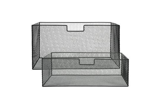 Set aus 2 großen Körben Eszential