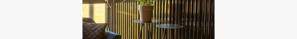 Materialbeschreibung Set mit 2 Pflanzentischen Stalwart High
