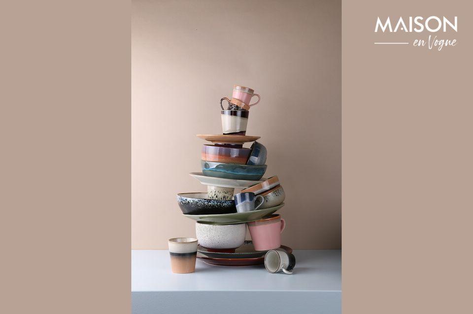 Keramische Schalen für einen raffinierten Tisch