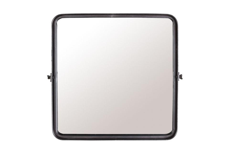 Wir haben den leicht zurückgesetzten Spiegel gewählt, um ihm ein interessanteres Design zu geben