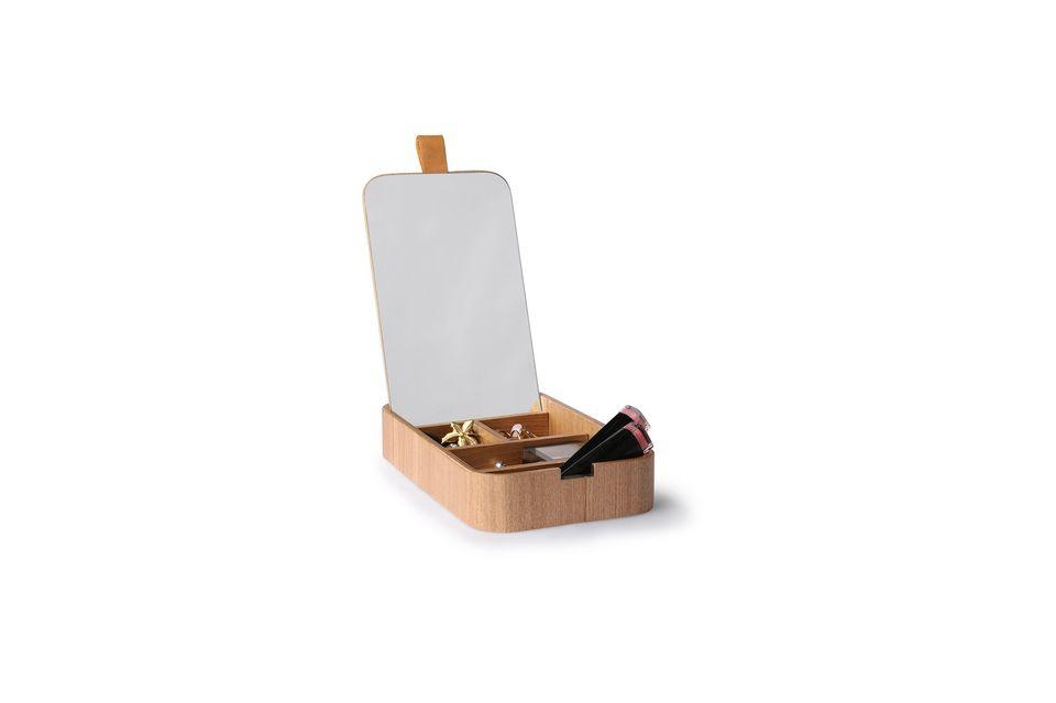 Diese hübsche Schachtel ist perfekt für die Aufbewahrung Ihrer wertvollen Menüs