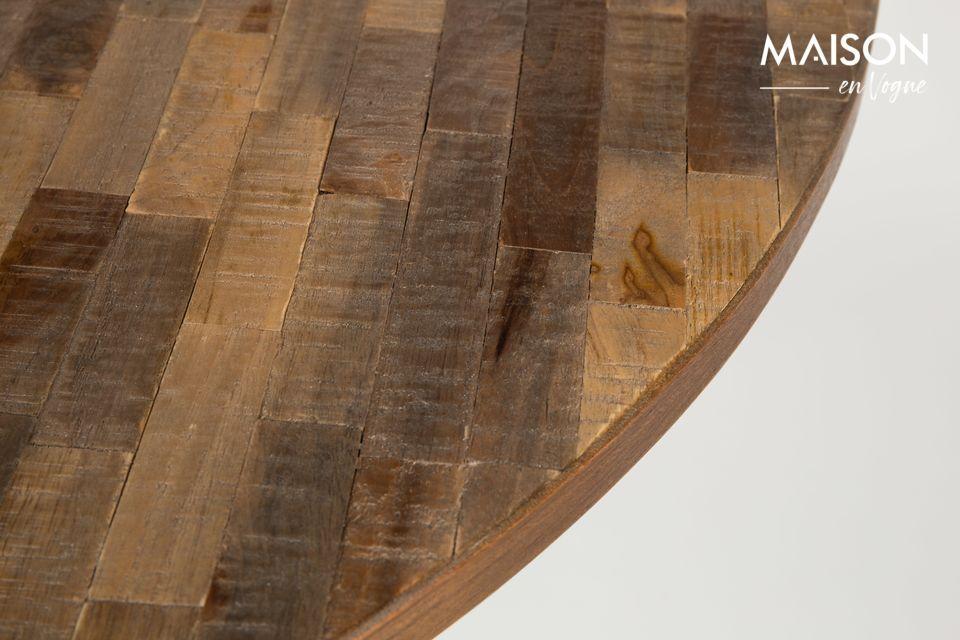 Mit der Kombination aus Holz und Stall ist das Risiko, einen Fehler zu machen, gering