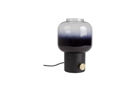 Tischlampe Moody schwarz